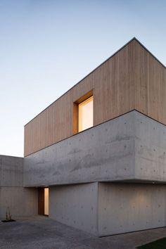 Modern minimalistic Architecture / / Interior * Minimalismus by LEUCHTEND GRAU www.leuchtend-grau.de