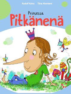 Prinsessa Pitkänenä on tuittupäinen kuninkaantytär, joka saa ilkeydestään riesaksi pitkän nenän. Kiusallinen nenänkuvatus katoaa vasta, kun tyttö parantaa käytöstapansa. Rudolf Koivun sadun railakkaasta kuvituksesta vastaa Tiina Ahoniemi. Ikäsuositus +4. Satu löytyy myös viittomakielellä osoitteesta: www.viittomakielinenkirjasto.fi Grimm, Fairy Tales, Literature, Kindergarten, Preschool, Workshop, Family Guy, Classroom, Activities