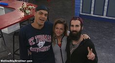 The final 3 Big Brother 19, St Thomas, Finals, It Cast, Final Exams