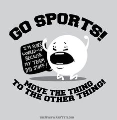 happy sports to you and yours