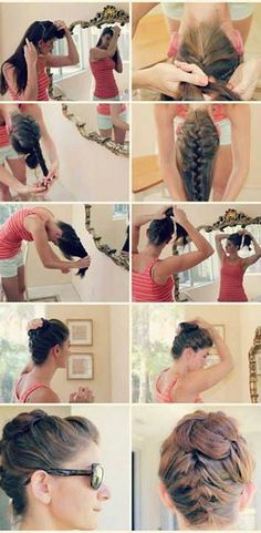 Kaila's Place | Easy Up-do