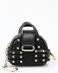 Jimmy Choo Leather Studded Mini Handbag