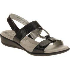Women's Comfort Sandal, Black