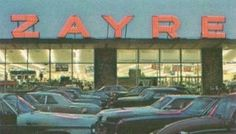 Fun family shopping, how can we ever forget Zayers one of my first jobs as a young : ) memories anyone?
