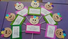 Diy And Crafts, Crafts For Kids, Class Decoration, Erdem, Childhood Education, Pre School, Montessori, Classroom, Creative