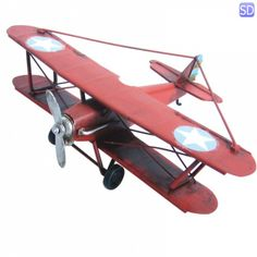 Avião miniatura - A Loja da decoração