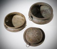 Bowls in the Bog: the Langstone Treasure (1st century Wales)