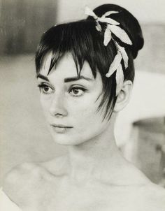 Audrey Hepburn, Photo