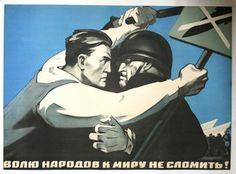 Chisholm Larsson Gallery has over Original Vintage Posters, spanning all genres. Vintage Posters, Vintage Art, Propaganda Art, Fair Games, Original Vintage, Russian Art, Wwi, Museum, History