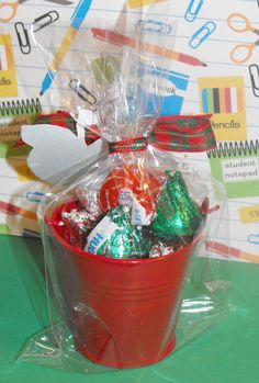Coley's Corner: Easy but Cute Teacher Gift Idea