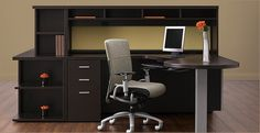 All desk furniture is not created equal in the commercial office furniture world. Office Furniture Desks - you sit behind them for at least a third of your.