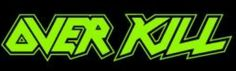 overkill band logo