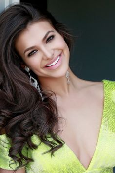 Miss Alabama 2014 Caitlin Brunell. Wishing her the best of luck in September
