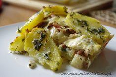 Zapiekanka ziemniaczana | Kawa i Czekolada Potato Salad, Potatoes, Ethnic Recipes, Food, Potato, Essen, Meals, Yemek, Eten