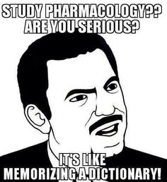 Me right now #pharmacology #nursing school