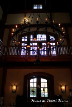 love that a woman hung this chandelier all by herself! Thanks kevin for that tidbit of info!