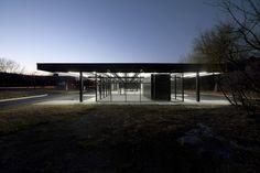 Conversion of Mies van der Rohe Gas Station / Les Architectes FABG