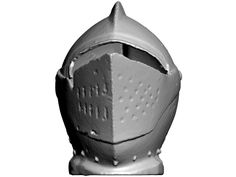 Lincoln 3D Scans   Helmet - archive for download