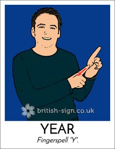 Sign of the Day British Sign Language - Learn BSL OnlineUSA info@british-sign.co.uk