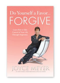 In this book, Joyce explains that forgiveness is the key to freedom from the terrible turmoil that anger causes to spill over into every part of life. http://www.joycemeyer.org/ProductDetail.aspx?id=O0014306