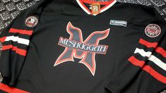 This is one of the hottest designs in the Meshuggah x PUCK HCKY collection f242bc4e6