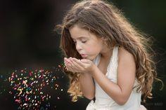 #confetti  | #photography #portraits | Sandra Bianco Photography