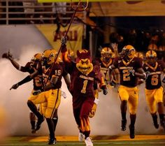 Let the countdown to Sun Devil football begin!