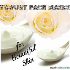 Yogurt is packed with nutritional properties which can highly benefit your skin. You can make your own DIY homemade yogurt face mask recipes with ready made kitchen ingredients.