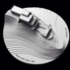 "9,902 Me gusta, 40 comentarios - Art & Architecture (@architects_need) en Instagram: ""Nice model . . .✔️Follow @architects_need . .Add us on snapchat architects_need . .…"""