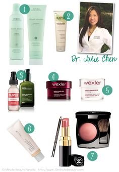 The Favorite Products of Beauty Experts: Dr. Julie Chen