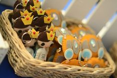 Riley's Royal Prince Themed Party – Giveaways Little Prince Party, The Little Prince, Party Giveaways, Royal Prince, 1st Birthdays, Gingerbread Cookies, Party Themes, The Petit Prince, Gingerbread Cupcakes