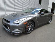 New 2015 Nissan GT-R Coupe