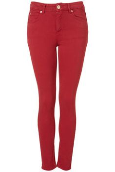 Jamie Jeans, £40, TopShop. Buy waist 28, leg 30 as come up small