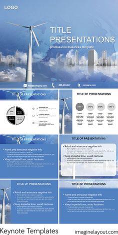 Download Windmill Keynote templates