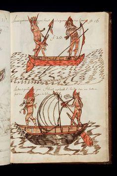Louis Nicolas, Codex Canadensis, 17e s.