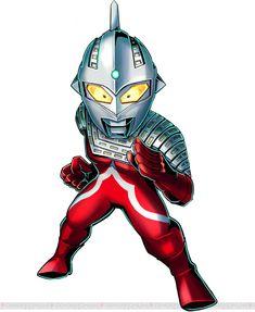 Chibi Marvel, Ultra Series, Japanese Superheroes, Cosmic Art, Kamen Rider, Godzilla, Spiderman, Sci Fi, Character Design