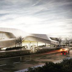 AFA Cultural Center by Melike Altınışık Architects