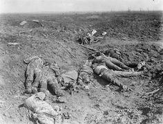 Battle of the Somme. July-November 1916. 420,000 British soldiers died along with 195,000 French soldiers. And 650,000 German soldiers died. Never forget.