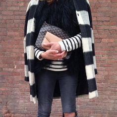 big stripe / little stripe