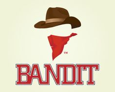 Nice bandit logo