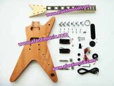92.25$  Watch here - http://alih9z.worldwells.pw/go.php?t=32437695541 - Afanti Music / Mahogany Body & Neck / Rosewood Fingerboard/ BD style DIY Guitar Kit(AEX-814K) 92.25$