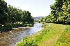 Die Ahr - Bad Neuenahr
