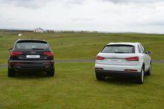 Pluto Communications - Audi quattro cup Audi Quattro, Events