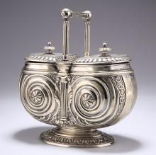 Bid Now: Jewellery, Watches & Silver - March 20, 2021 10:00 AM GMT - Elstob and Elstob Silver Plate, Biscuits, Twins, Plating, Victorian, Band, March, Mac