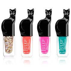 Introducing Cat Color with Catnip Complex™ I know it's a April fools joke but too cute they even have cat profiles.