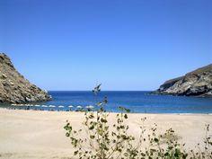 Andros Greece zorgos beach