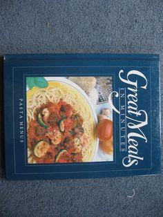 #timelife #pastarecipes #pasta #mealprep #cookbook #cooking #vintage #collectibles #bonanza