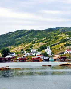 At TheWater's Edge - Town Of Salvage, Bonavista Bay, Newfoundland Photography by Stone Island Photography