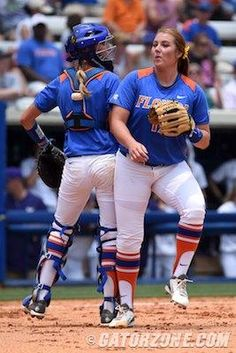 University of Florida Athletics - GatorZone.com CELEBRATING STRIKEOUT