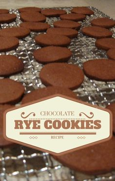 On The Chew, Carla Hall helped a viewer who was trying to find a sweet treat to satisfy her parents, who enjoyed baked good and Reuben sandwiches. Her Chocolate Rye Cookies met them in the middle for slightly sweet dessert.